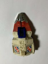 Commandrons Velocitor McDonald's 1984 Transformer Toy