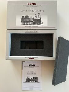 Bemo Metal Collection Leerbox ohne Inhalt