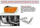 "Royal Enfield ""Aluminum Sump guard"" for Interceptor 650,Continental GT 650"