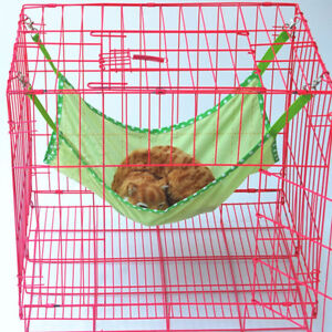 New Pet Cat Hammock Mat Warm Soft Hanging Bed Blanket Dog Net Mesh SleepingHouse