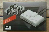 HORI - PC Engine /Core Grafx/ TurboGrafx 16 Mini Multi Tap - US Seller