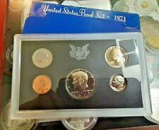 United States Mint Proof Set - 1971-S