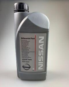 Nissan Differntialgetriebeöl Öl für Differential SAE J306 80W-90 1 Liter 0278