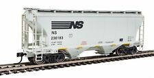 HO Scale Walthers 910-7542 Norfolk Southern 39 Trinity 3281 2-bay Covered Hopper