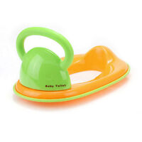 New Front Handle Toilet Seat Cover For Children Baby Safety Gear Potty Training
