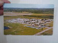 Vintage Postcard Mobile Village+Trailer Sales Trenton, Ontario, Canada  §A1425