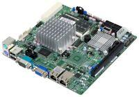Scheda Madre Supermicro X7SPA-H Intel D510 1.66GHz 4GB SATA Mini Itx