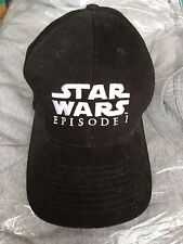STAR WARS EPISODE 1 PROMO PEPSI ADJUSTABLE ADULT BASEBALL HAT NEVER WORN 1998 !