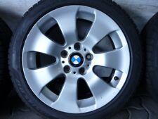 WINTERREIFEN ALUFELGEN ORIGINAL BMW E90 E91 E92 E93 STERNSPEICHE 158 225/45 R17