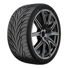 "15"" FEDERAL SS-595 TIRE 195/50ZR15 (4) NEW TIRES 195/50/15 82W"