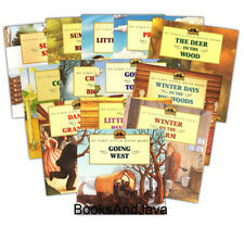 My First Little House On the Prairie Books (pb) Laura Ingalls Wilder 13 Book Set