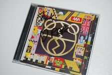 The 2 Bears - Night Is Young (2014) SIGNED/AUTOGRAPHED CD (Hot Chip)