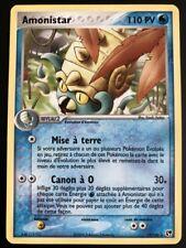 Carte Pokemon AMONISTAR 19/100 Rare Tempête de Sable Bloc ex FR NEUF