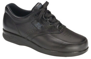SAS Men's Shoes Time Out Black Many Sizes And Widths Brand New In The Box