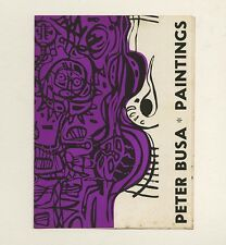 1946 Art of This Century PETER BUSA American Abstract Expressionism Exhibition