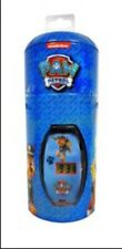 BRAND NEW -  FUN LCD PAW PATROL WRIST WATCH & MONEY TIN