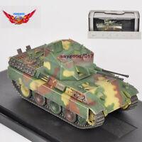 "1/72 Armor Flakpanzer WWII Germany 1945 Tank 60525 V ""Coelian"" Tank Model Toys"