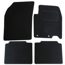 For Suzuki SX4 S-Cross 2014+ Fully Tailored 4 Piece Car Mat Set 2 Ring Clips