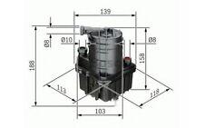BOSCH Filtro combustible RENAULT CLIO MODUS 0 450 907 015