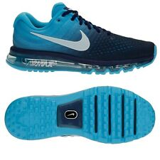 24f1c71d0c Nike Air Max 2017 Men Running Run SNEAKERS Binary Blue 849559-404 14