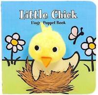 Little Chick: Finger Puppet Book (Little Finger Puppet Board Books), Imagebooks,