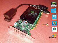 Dell Optiplex SFF Slim 745 755 760 780 790 960 980 990 Video Card Dual HDMI