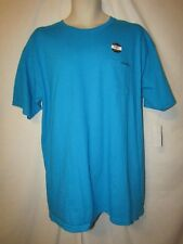 mens O'Neill  surfer pocket t-shirt XXL nwt diver turquoise
