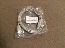 Grey USB 2.0 A TO B 3M CABLE FOR PRINTER ETC