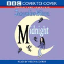 Midnight by Jacqueline Wilson (CD-Audio, 2003) Audiobook  4CDs