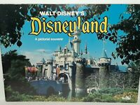 Vintage 1981 Walt Disney's Pictorial Souvenir Book of Disneyland Disneyana