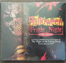 Night of the Living Dead DVD and Halloween Fright Night CD Collector Tin