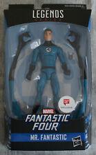 "Marvel Legends MR. FANTASTIC Walgreens Exclusive 6"" inch Fantastic Four Hasbro"