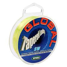 Promo: Nylon queue de rat Mitchell Global Tapered leader 12m par 5 jaune fluo
