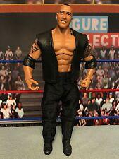 WWE Wrestling Mattel Elite Series 31 The Rock Figure Dwayne Johnson