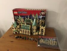 Harry Potter Lego 4842: Hogwarts Castle (4th edition) 100% Complete & Boxed