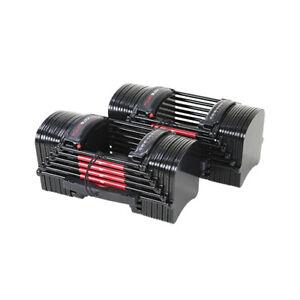 PowerBlock EXP Adjustable Dumbbells (5-70 lbs Per Dumbbell) - NEW! - 1 Pair