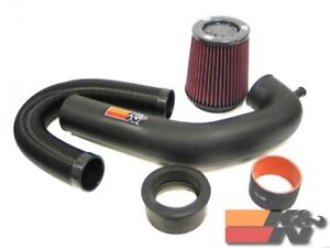 K&N Air Intake System For RENAULT CLIO II L4-1.4/1.6L F/I, 1998-2005 57-0488