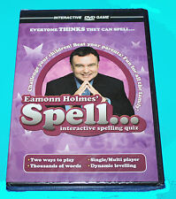 EAMONN HOLMES' SPELL...  -  DVD  -  NEW & SEALED BOX
