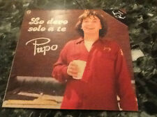 LP PUPO LO DEVO SOLO A TE GATEFOLD BR 56026 EX/G+ ITALY PS 1981 GBG