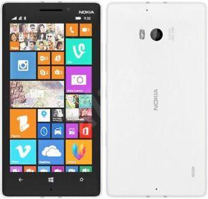 Original Unlocked Nokia Lumia 930 White Color NFC 32GB  Windows Smartphone