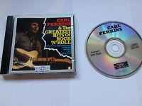 5015949000924 CARL PERKINS GREATEST HITS OF ROCK N ROLL 18 TRK CD