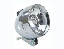 CLASSIC BICYCLE cruiser BULLET LIGHT  CHROME  Bullet Light 1 LIGHT Bulb