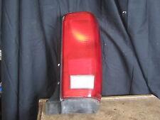 87 - 90 dodge caravan voyager tail light assembly mopar 4399468 1871471 RH