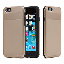 New Luxury Gold Tough TPU Rubber Bumper Case For iPhone 6/6s