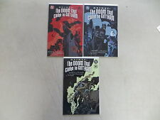 Batman The Doom That Came To Gotham 3 Issue Prestige Comic Lot 1-3 Dc Elseworlds