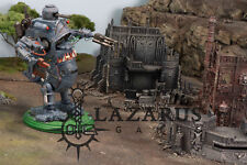 Warhammer 40k Ork - massive well painted Mega Dread Dreadnought (not GW or FW)