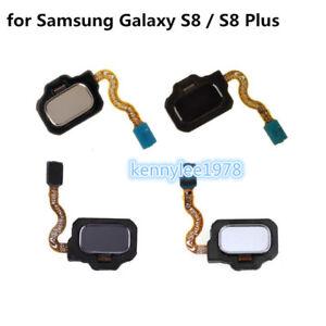 For Samsung Galaxy S8 / s8+ plus Home Menu Button Flex Cable Fingerprint Scanner