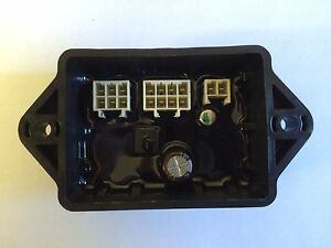 New OEM Briggs & Stratton 796352S Electronic Choke Module Replaces 796350 796351