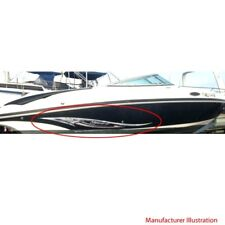 Rinker Boat Hull Graphic Decals 218691 | Captiva With Numerals (Kit)