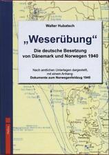 Weserübung von Walther Hubatsch (2011, Kunststoffeinband)